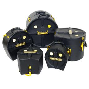 Hardcase Hjazz Drum Case Jazz Set