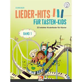 Helbling Liederhits für Tasten-Kids Band 1