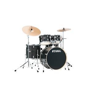 TAMA Imperialstar Drum Bundle - Black Oak Wrap
