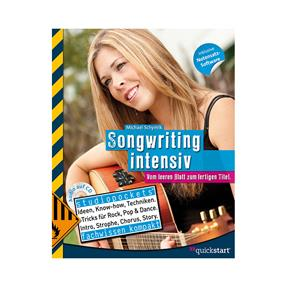 Quickstart Songwriting Intensive