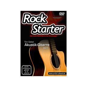 Artist Ahead Verlag Rock Starter Vol. 1 für Gitarre