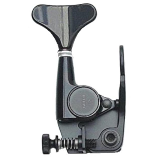 Warwick Hipshot D-Tuner, Black