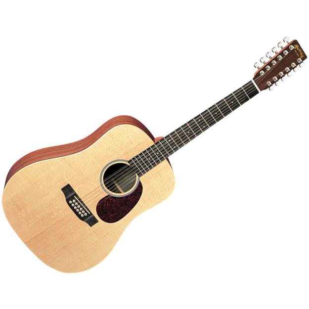 Martin Guitars D12X1AE 12-string
