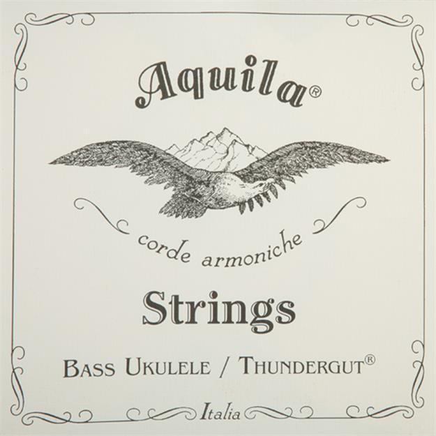 Aquila Corde 68U Thundergut Bass Ukulele