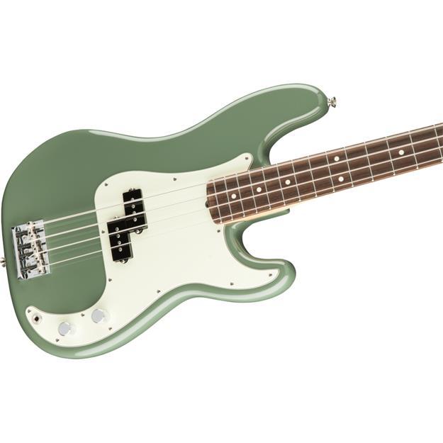 Fender American Pro Precision Bass, RW Antique Olive