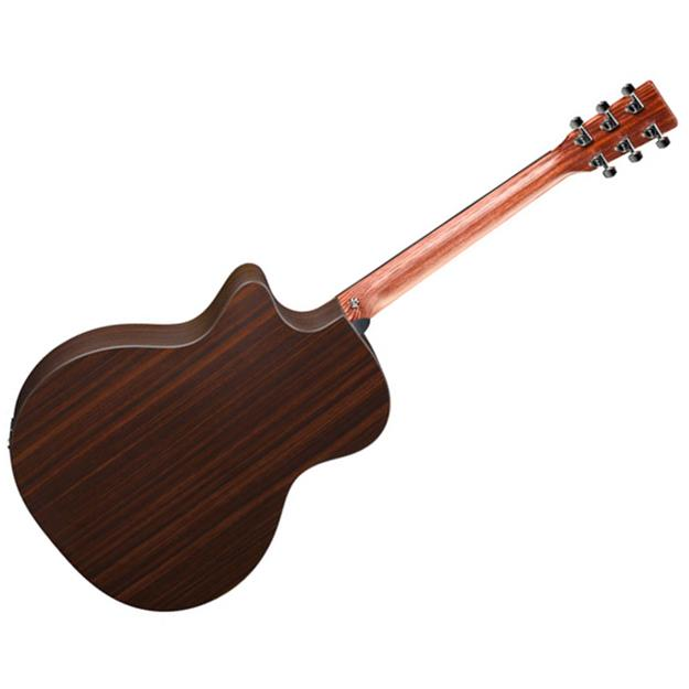 Martin Guitars GPCX1 RAE Sitka-Fichte/HPL