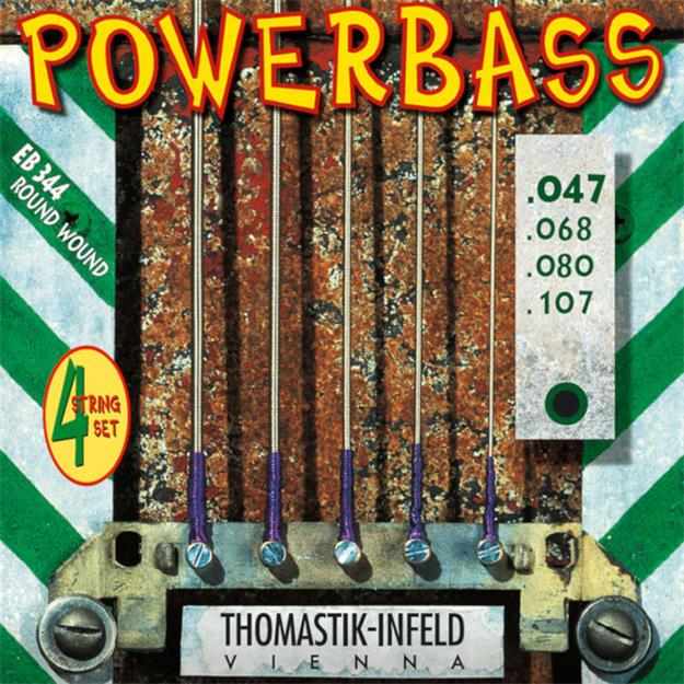 Thomastik Powerbass EB-344 Medium