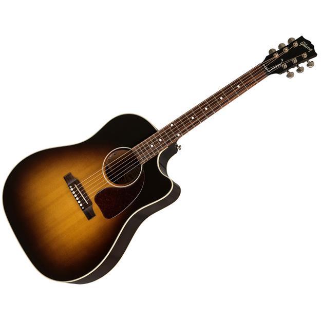 Gibson J-45 Cutaway Vintage Sunburst