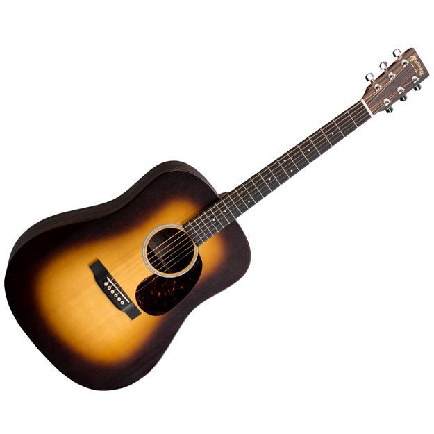Martin Guitars DX1AE Macassar Burst