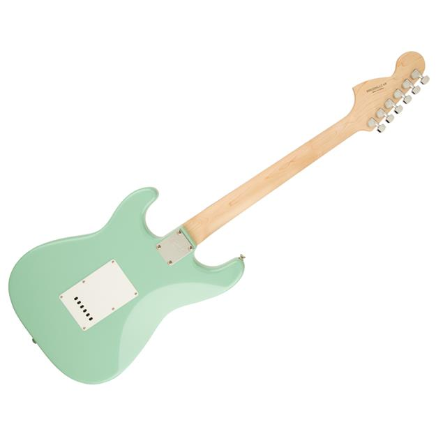 Squier Affinity Series Stratocaster, Indian Laurel Fingerboard, Surf Green