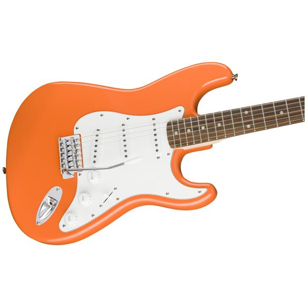 Squier Affinity Series Stratocaster, IL Competition Orange