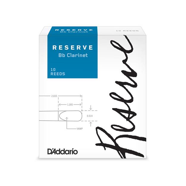 D'addario Woodwinds Reserve 4,5 Bb- Klarinette