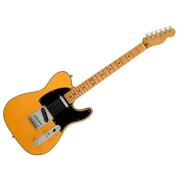 Fender American Ultra Telecaster, MN Butterscotch Blonde