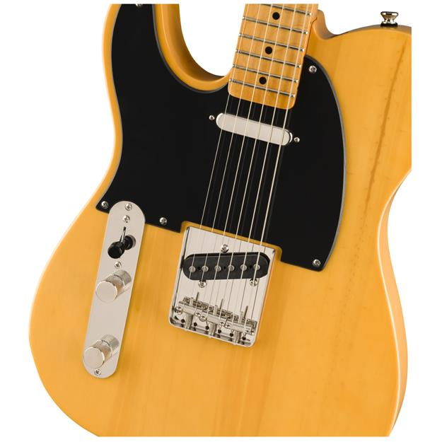 Squier Classic Vibe '50s Telecaster Left-Handed, MN Butterscotch Blonde