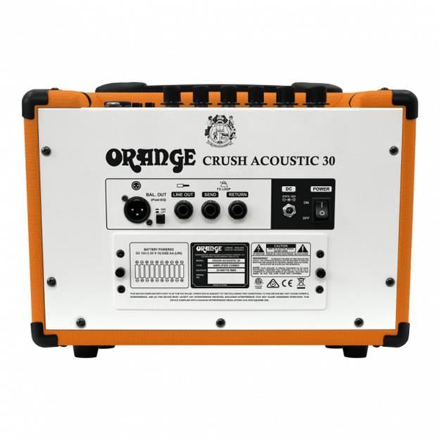 Orange Crush 30