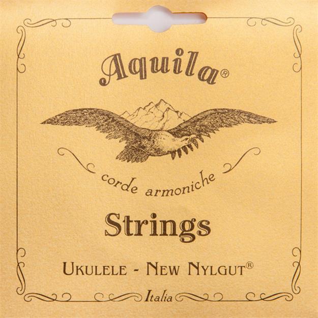 Aquila Corde 19U New Nylgut Uke Set Tenor