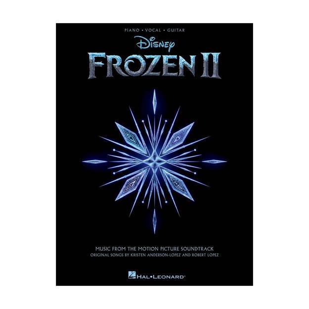 Hal Leonard Frozen II Disney