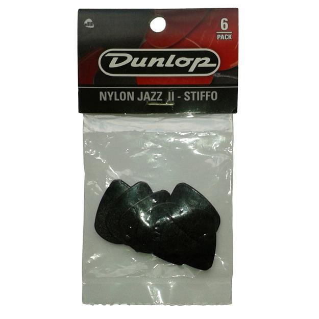 Dunlop Nylon Jazz II, 1,18mm, schwarz
