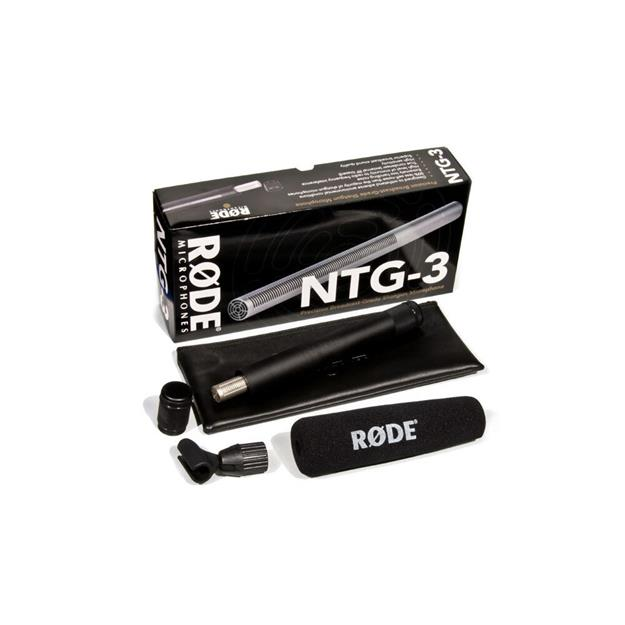 Rode NTG3 Silver