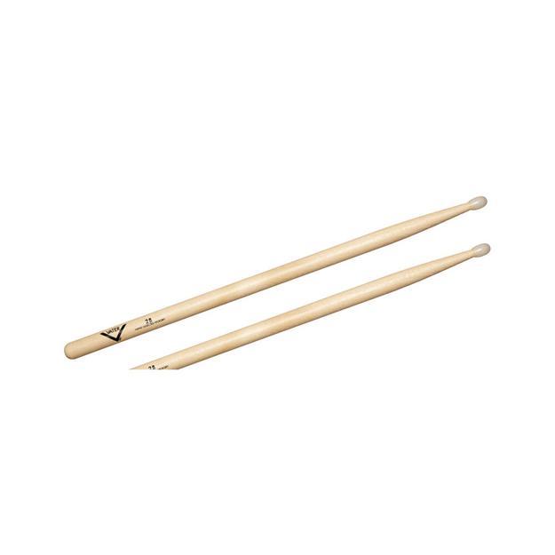 Vater 2B Drumsticks - American Hickory - Nylon Tip
