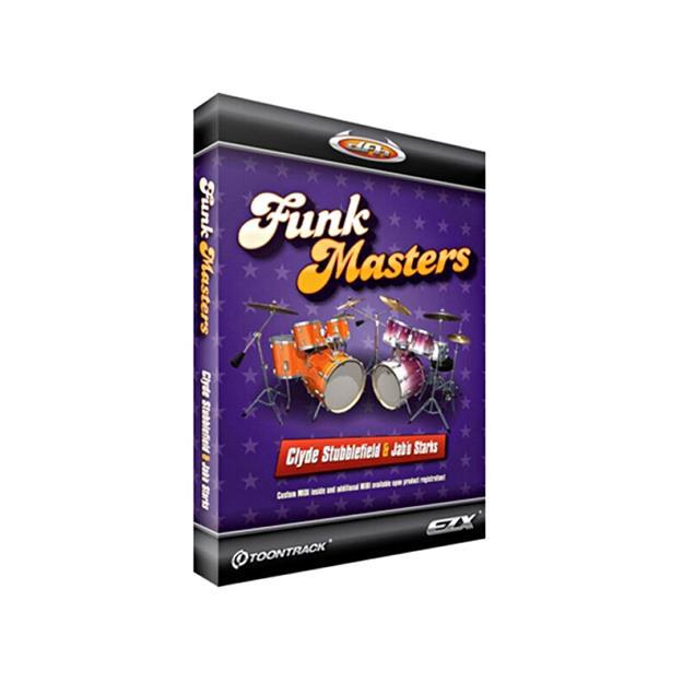 Toontrack EZX Funkmasters Lizenzcode