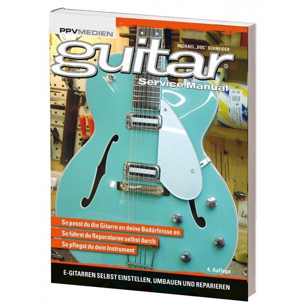 PPV Guitar Service Manual