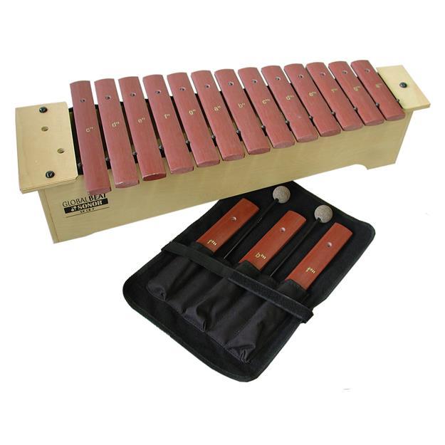 SONOR SX CB F DE Sopran Xylophon -Gobal Beat Serie