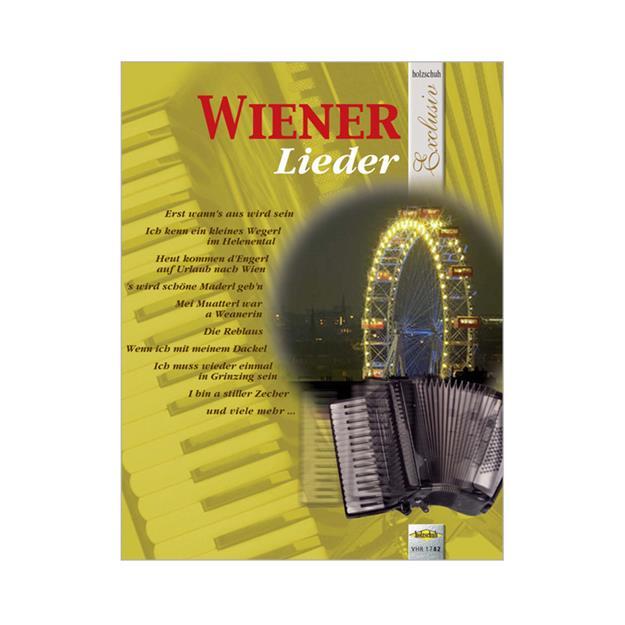 Holzschuh Verlag Wiener Lieder