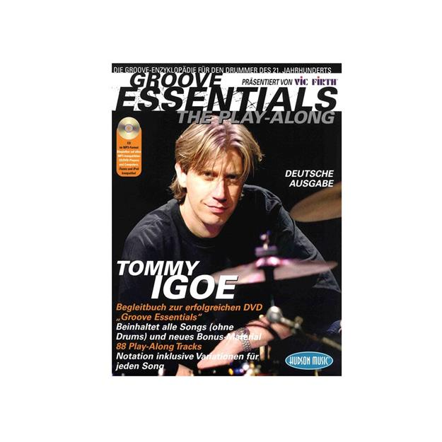 Hudson Groove Essentials-The Play Along 1.0