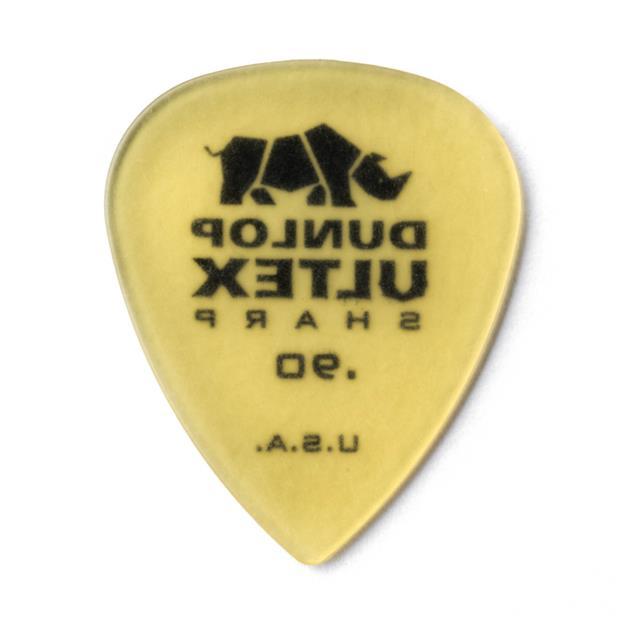Dunlop Ultex Sharp, 0,90 mm, gelb