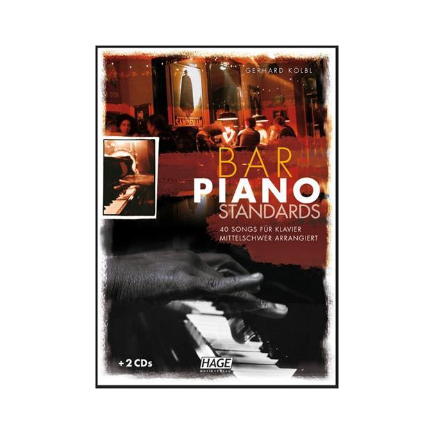 Hage Musikverlag Bar Piano Standards
