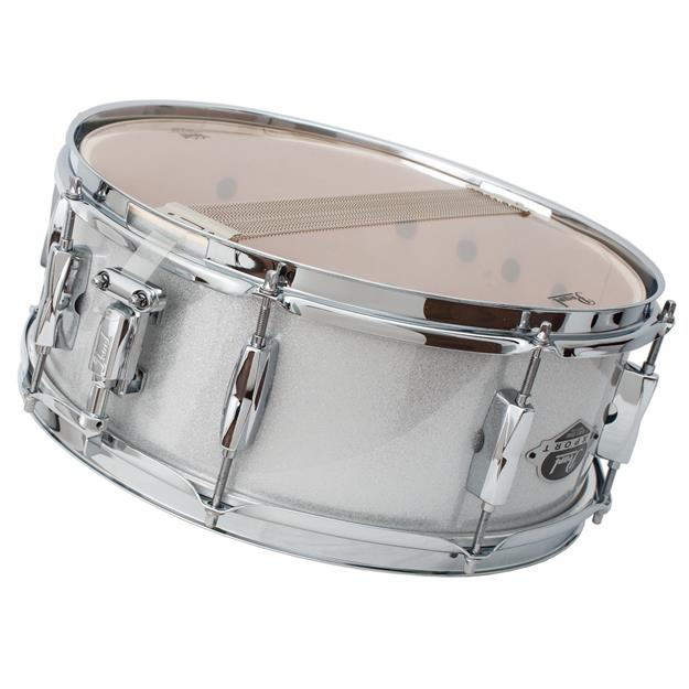 "Pearl Export 14"" x 5 1/2"" Snare in Arctic Sparkle"