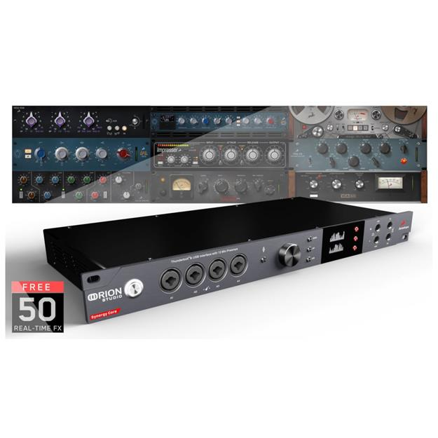 Antelope Audio Orion Studio Synergy Core