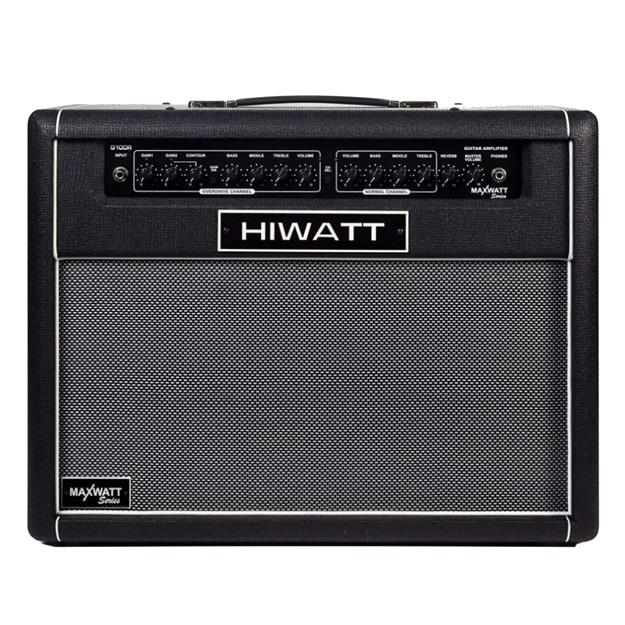 Hiwatt G100R Combo, Maxwatt Series