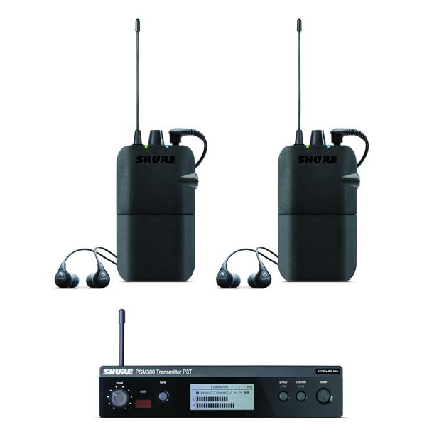 Shure PSM 300 S8 Twinpack