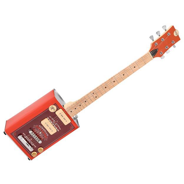 Bohemian Guitars BG15HS, Hot Sauce