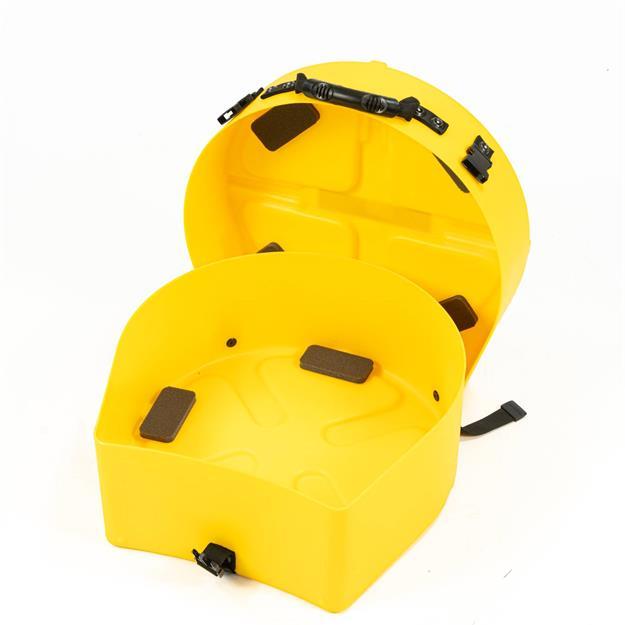 Hardcase Snarekoffer 14'' Yellow