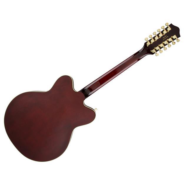 Gretsch Guitars G5422-12 Double Cut 12-String, Walnut Stain