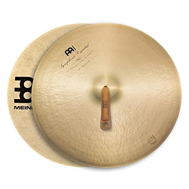 "Meinl Symphonic Cymbals Medium 20"""