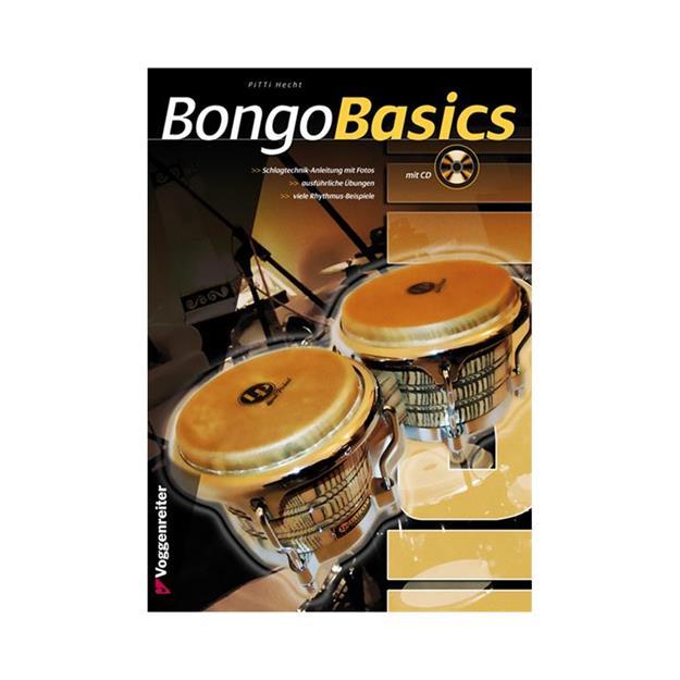 Voggenreiter Bongo Basics mit CD