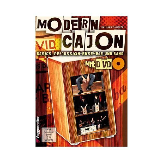 Voggenreiter Modern Cajon mit DVD