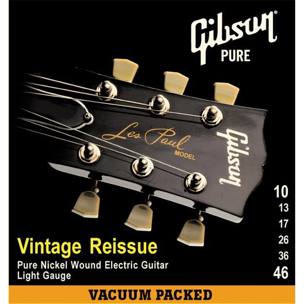 Gibson Vintage Reissue Standard 10's, 010-046