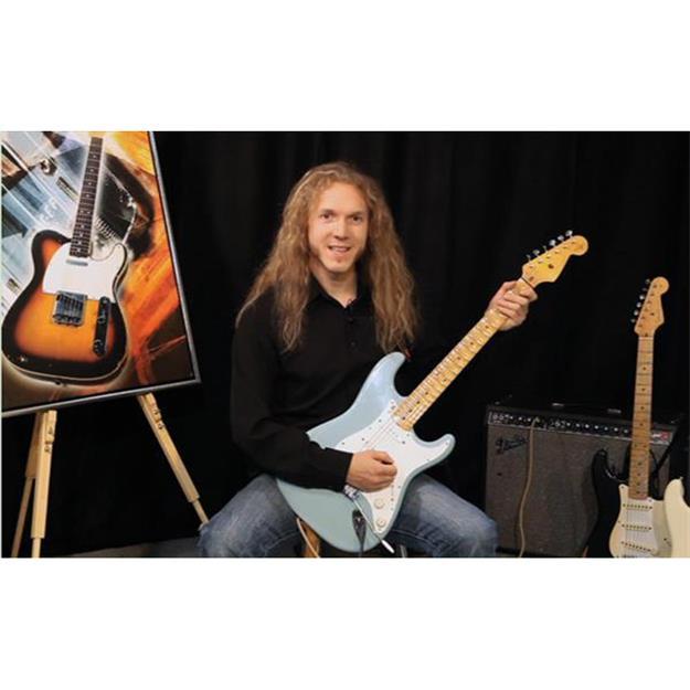 Voggenreiter Svenson's Easy Blues Guitar DVD