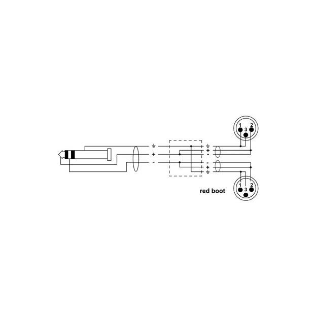 Cordial CFY 3 WMM-Long