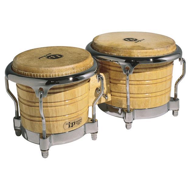 Latin Percussion LP201AX-2 Bongos Generation II