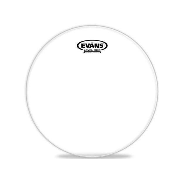 Evans G2 14'' Clear - Tomfell - 2-lagig