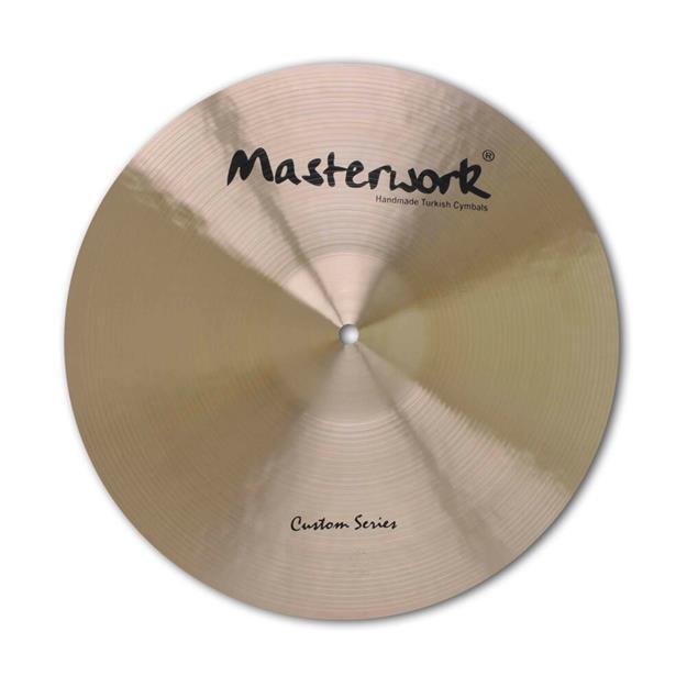 Masterwork Custom Crash 14''