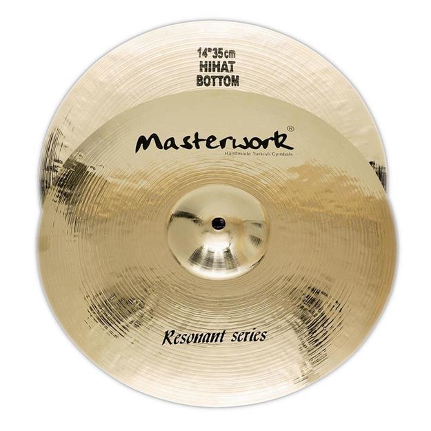 Masterwork Resonant Hi-Hat 14''