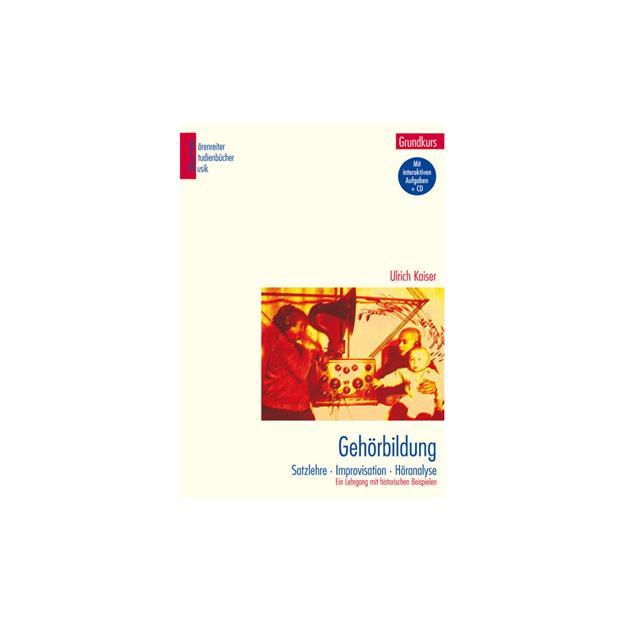 Bärenreiter Gehörbildung Grundkurs mit CD