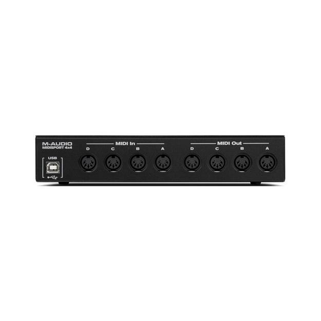 M-Audio Midisport 4X4 USB Anniv.